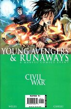 Civil War - Young Avengers & Runaways (2006) #1 of 4