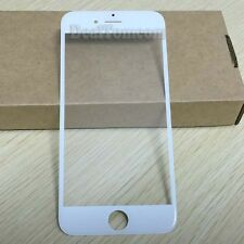 "OEM LCD Front Screen Outer Glass Lens Cover Repair For Apple iPhone 6 4.7"" White"