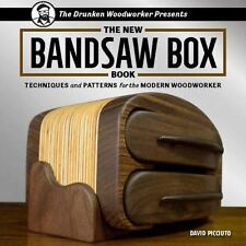 The New Bandsaw Box Book : Techniques and Patterns for the Modern Woodworker...