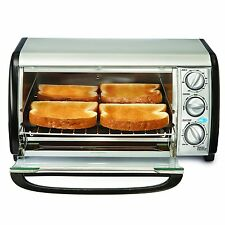 Bella 14326 4-Slice Toaster Oven - Toast , Bake , Broil , and More