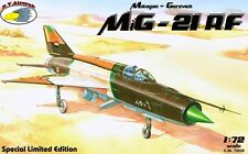 MiG 21RF 'FISHBED H'  /TYPE 94R/ (EGYPTIAN AF MARKINGS) 1/72 RV AIRCRAFT