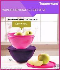 TUPPERWARE WONDERLIER BOWL (1.2LTR) - SINGLE PIECE