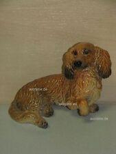 +# A015822_03 Goebel Archiv Muster Hund Dackel Sausage Dog Dachshund 30-058