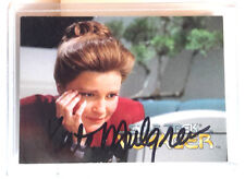 Star Trek Voyager Autograph Trading Card- Signed by Kate Mulgrew (F1085)