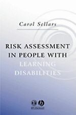 2002-10-30, Risk Assessment in People with Learning Disabilities, Sellars, Carol