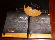 DVD nr. 22 VOYAGER AI CONFINI DELLA CONOSCENZA Nazca le linee del mistero