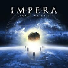 IMPERA - Legacy Of Life CD 2012 Melodic Rock Escape Music *NEW*