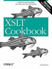 XSLT Cookbook: Solutions and Examples for XML and XSLT Developers, 2nd Edition,