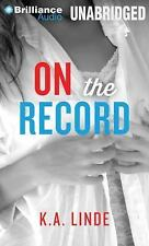 On the Record (The Record Series)-ExLibrary