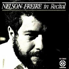 Nelson Freire in Recital - December 13, 1984 Gusman Cultural C. / CD new sealed