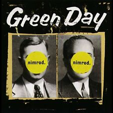 Green Day - Nimrod - Vinyl LP *NEW & SEALED*