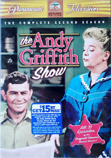 ANDY GRIFFITH SHOW - COMPLETE SECOND SEASON - (5) DVD BOX SET - STILL SEALED !!!