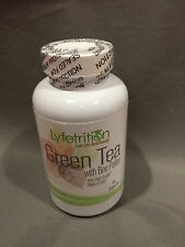 Absonutrix Lyfetrition Green Tea with Bee Pollen Acai 60 Capsules Weight Loss
