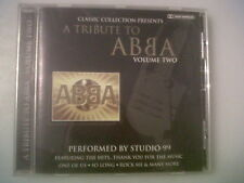 A Tribute to ABBA (CD) Volume Two performed by Studio 99