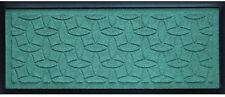 Boot Tray Rubber Shoe Mat Teal Heavy Duty Mud Water Outdoor Door Entry Storage