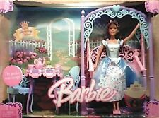 Barbie princesse et le pauvre Erika Tea Party mattel 2004 nrfb rare