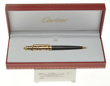 Cartier lady Mini Diabolo ST180068 gold & lacquer Panthere BP new in box
