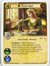 A Game of Thrones LCG - 1x Tyene Sand  #029 - A Deadly Game