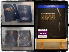 Gran Torino Bluray Steelbook Limited Edition Exclusive 2000Ex. FR A.B.C