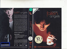 Fallen Angels-1995-Leon Lai-Hong Kong Movie-DVD