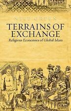Terrains of Exchange ...  Nile Green; 2015 NEW Hardcover; 9781849044288