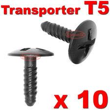 VW T5 Transporter Lt Faro Motor Batería Tornillos de cubierta de parrilla
