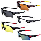 Cool Outdoor Sport Glass Cycling Bicycle Bike Sunglasses Eyewear Goggles UV 400