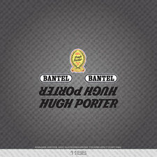 01186 Hugh Porter Bicycle Stickers - Decals - Transfers