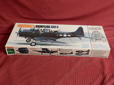 1/32 Matchbox US Navy Dauntless SBD 5 Decals 4/3 Versions 3 Color Kit Open Box