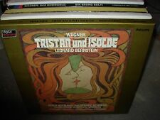 BERNSTEIN / WAGNER tristan isolde ( classical ) 5lp box set - booklet - digital