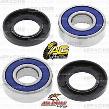 All Balls Front Wheel Bearings & Seals Kit For Yamaha WR 250X Supermoto 2008-11