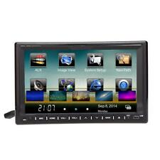 "2 Din 7"" HD Car DVD Player GPS Nav 3G WiFi Analog TV AM/FM/RDS Radio USB/SD B1GA"