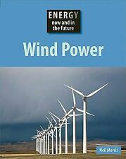 Wind Power (Energy Now and in the Future)-ExLibrary