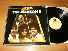 THE JACKSON FIVE ( 5 ) MOTOWN SPECIAL - FRENCH LP - SOUNDS SUPERB 2M 050 98 340