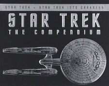 STAR TREK : THE COMPENDIUM (XI + INTO DARKNESS (Imax)  -  Blu Ray - Region free