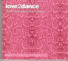 (EV325) Love2Dance, 36 Dance Floor Classic - 2000 double CD