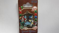 Disney World 2013 Beach Club Resort / Ariel Gingerbread Holidays Pin -LE of 1000