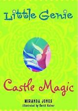 Little Genie: Castle Magic (#4) by Jones, Miranda