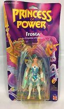 NEW 1984 VINTAGE FROSTA ACTION FIGURE ~ SHE-RA PRINCESS OF POWER MOTU MATTEL