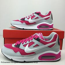 NIKE AIR MAX SKYLINE GS TRAINERS WOMENS GIRLS PINK CASUAL SHOES UK 4 RRP £90