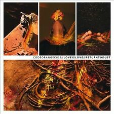 Love Is Love/Return to Dust [Digipak] by Code Orange Kids (CD, Nov-2012,...