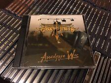 GOATPENIS - Apocalypse war CD Surrender Of Divinity,Diocletian,Abhorer