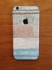 Wood Wallpaper Textured vinyl skin for iPhone 6 sticker / iphone 6 decals