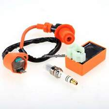 Racing Ignition Coil + Spark Plug + Racing Performance CDI GY6 50cc 125cc 150cc
