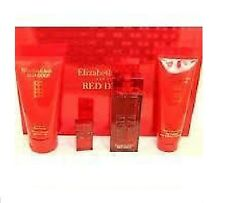 ELIZABETH ARDEN RED DOOR 100ML 4PC EDT PERFUME SP SET NEW INBOX GENUINE USA MADE