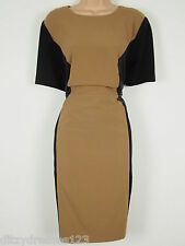 BNWT Savoir Confident Curves Secret Support Illusion Wiggle Pencil Dress Size 16