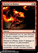 DEVOUR IN FLAMES Oath of the Gatewatch Magic MTG cards (GH)