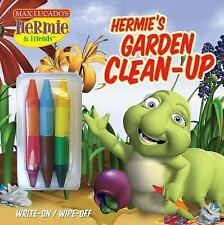 Hermie's Garden Clean-up: A Write-on/Wipe-off Coloring Book Max Lucado's Hermie