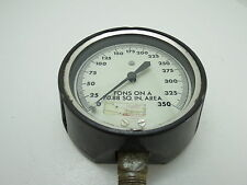 HELICOID GAUGE PSI 5+13/16 INCH METER GUAGE STEAM PUNK (#1931)