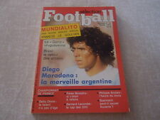 Sélection Football N°13 - Diego Maradona